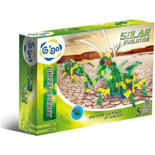 Solar Evolution - Gigo Green Energy