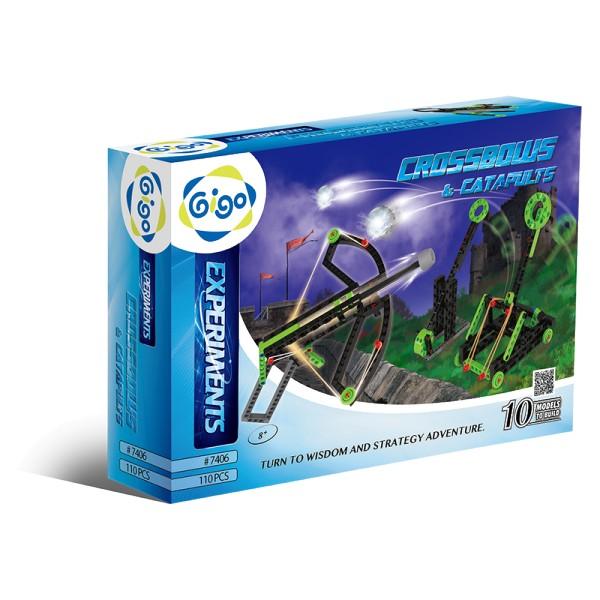 Crossbows- Gigo Experiments