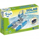Solar Catamaran - Gigo Green Energy