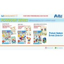 Paket Hemat Artec Usia 4+