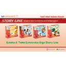 Paket Hemat: Koleksi 4 Tema Konstruksi Gigo Story Line: Animals Mini, Cars Mini, Dino Mini, Space Mini